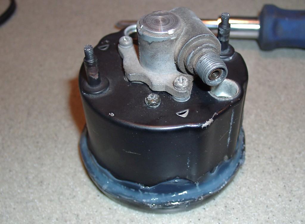 Speedometer Needle Replacement