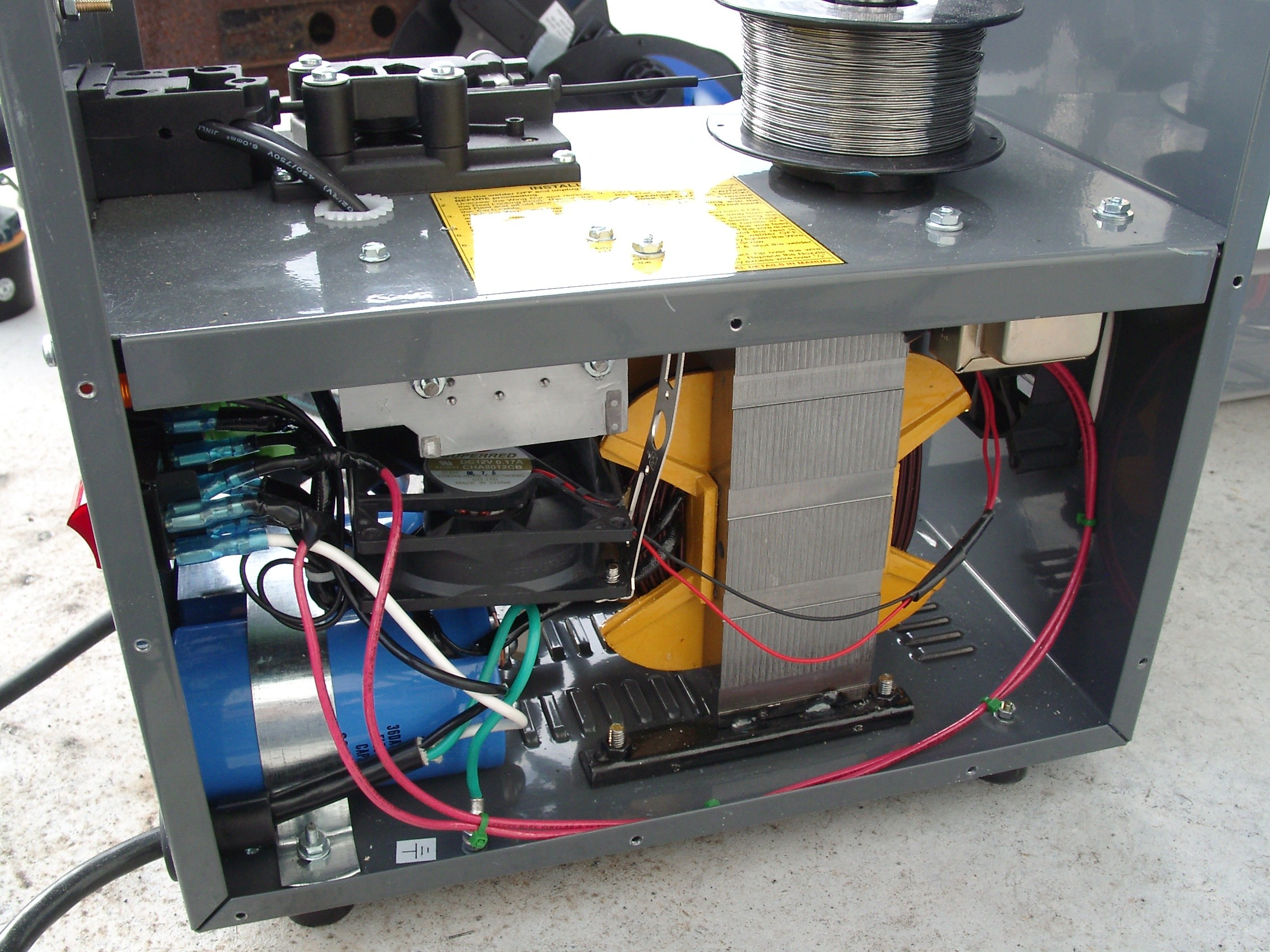 welder_right_side converting a welder from ac to dc on 70amp welding machine wiring diagram