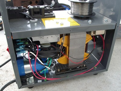 Converting A Welder From Ac To Dc